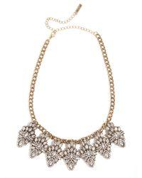 BaubleBar | Metallic Maharaja Fringe Strand | Lyst