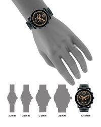 Movado - Black TR90 Chronograph Bracelet Watch for Men - Lyst