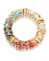 Astley Clarke - Metallic Otto Moonstone Ring - Lyst