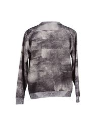 Uppercut - Gray Sweatshirt for Men - Lyst