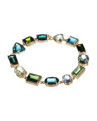 Irene Neuwirth | Green Tourmaline & Yellow-Gold Bracelet | Lyst