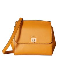 Lauren by Ralph Lauren | Natural Whitby Small Crossbody | Lyst