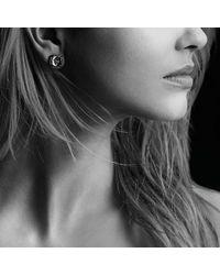 David Yurman | Purple Chatelaine Stud Earrings | Lyst