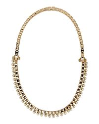 Mawi - Metallic Necklace - Lyst