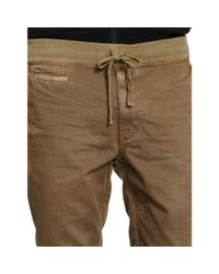 Polo Ralph Lauren - Brown Straight-fit Chino Jogger for Men - Lyst