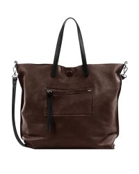 Linea Pelle | Brown Hunter Tote Bag | Lyst