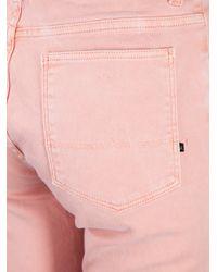 Avelon - Pink Sky Neon Jean - Lyst
