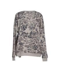 Leon & Harper - Gray Sweatshirt - Lyst
