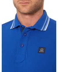 Duck and Cover | Blue Duran Short Sleeve Classic Polo Shirt for Men | Lyst