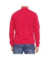 Versus - Red Sweater for Men - Lyst