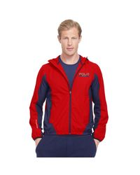 Pink Pony | Blue Water-resistant Jacket for Men | Lyst