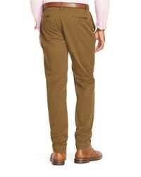 Polo Ralph Lauren | Natural Stretch-chino Pants for Men | Lyst
