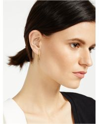 BaubleBar - Metallic Vertical Fang Ear Jackets - Lyst