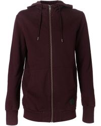 Silent - Damir Doma - Purple 'Tanemi' Zip Hoodie for Men - Lyst
