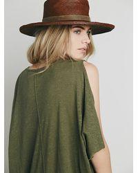 Free People - Green Fp Beach Womens Weekender Dress - Lyst