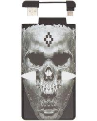 Marcelo Burlon   Black Portable Talca Device Charger for Men   Lyst