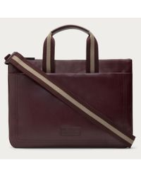 Bally - Red Tigan for Men - Lyst