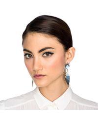 Lulu Frost | Blue Horizon Earring | Lyst