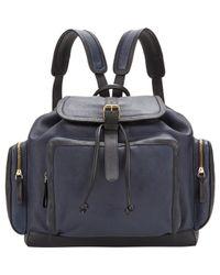 Pierre Hardy - Blue Av01 Backpack - Lyst