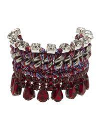 Venessa Arizaga | Red 'sangria Sunrise' Bracelet | Lyst