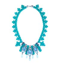EK Thongprasert | Blue Queen Necklace | Lyst