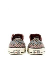 Converse - Multicolor Chuck Taylor Ox Lucky Sneakers - Lyst