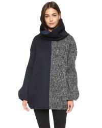 Margaux Lonnberg - Blue Mason Sweater - Lyst