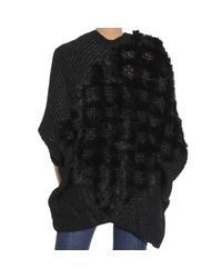Pinko | Black Coat | Lyst