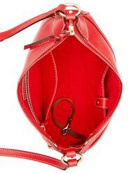 Dooney & Bourke | Red Saffiano Kimberly Crossbody | Lyst