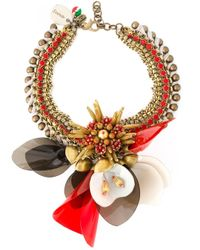 Sveva Collection | Multicolor 'diatomea' Necklace | Lyst