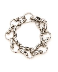 Vita Fede - Metallic Mini Anneli Link Bracelet - Lyst