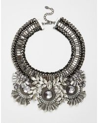 ALDO | Metallic Esalinda Necklace | Lyst