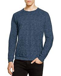 Splendid | White Crewneck Pullover for Men | Lyst