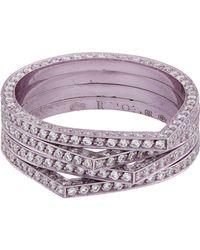 Repossi - Purple Antifer Ring - Lyst