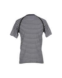WOOD WOOD - Blue T-shirt for Men - Lyst