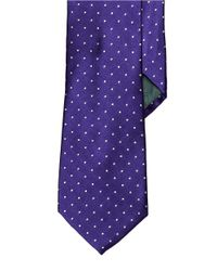 Lauren by Ralph Lauren | Purple Pin Dot Silk Tie for Men | Lyst