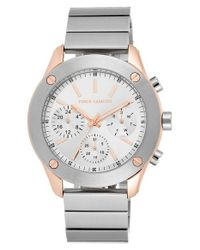Vince Camuto | Metallic Multifunction Bracelet Watch | Lyst