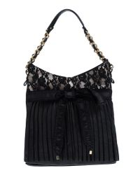 Blumarine - Black Shoulder Bag - Lyst