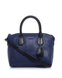 MICHAEL Michael Kors | Blue Campbell Satchel Bag | Lyst
