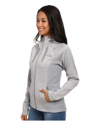 The North Face - Gray Castle Crag Hoodie - Lyst