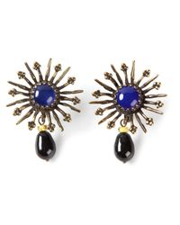 Isabel Marant | Blue Kayapo Earrings | Lyst