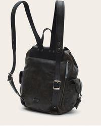 Frye | Black Veronica Backpack | Lyst