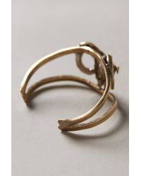 Alkemie | Metallic Aries Cuff | Lyst