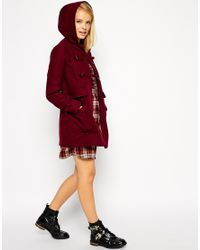 Berry Duffle Coat - Coat Nj