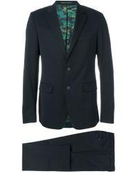 KENZO - Black Classic Formal Suit for Men - Lyst