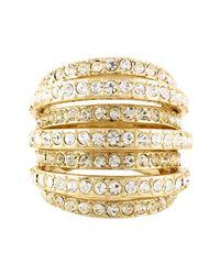 CC SKYE | Metallic Ex Husband Ring | Lyst