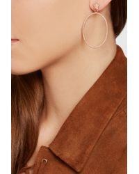 Carolina Bucci | Pink Shooting Star 18-karat Rose Gold Earrings | Lyst