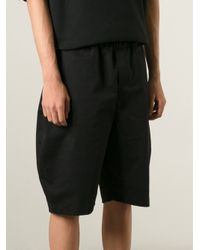 Societe Anonyme - Black Balloon Shorts - Lyst