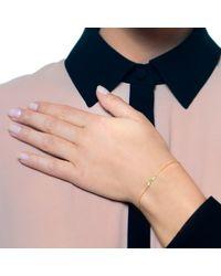 Lulu Frost | Metallic Code 18Kt Wing Bracelet | Lyst