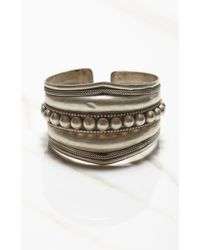 Natalie B. Jewelry | Metallic Triton Cuff | Lyst